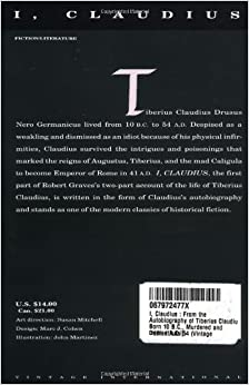 I Claudius by Graves
