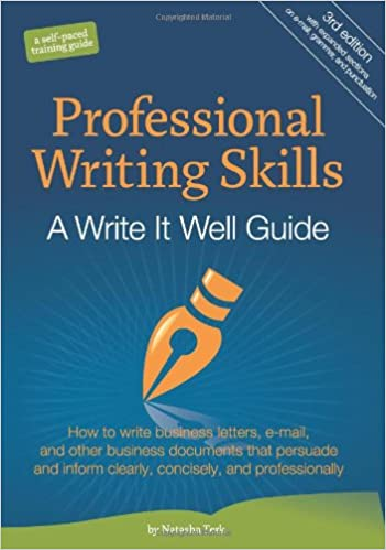 Books on how to write well