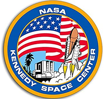 NASA Orginal spatiale Badges Space Shuttle 20