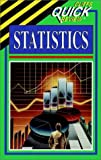 Statistics, Cliffs Notes Staff, 0822053497