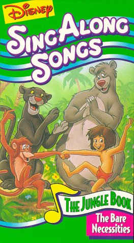 Disney Sing Along Songs: Bare Necessities [VHS]