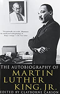 Paperback The Autobiography of Martin Luther King, Jr. Book