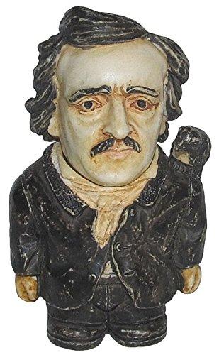 "Harmony Kingdom - Harmony Ball - Pot Bellys ""Edgar Allan Poe"""