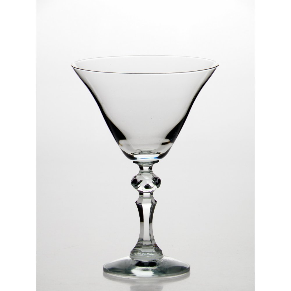dkristal Cup Martini Glass, 11x 11x 16cm, Pack of 6 99932