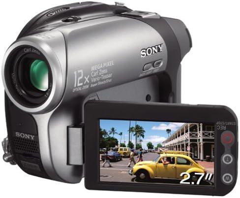 Sony Dcr Dvd 202 Dvd Camcorder Kamera