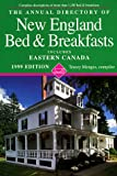 1999 Annual Directory of New England Bed and Breakfasts, Tracey Menges, 155853685X