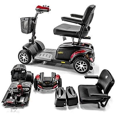 BuzzAround Ex Extreme 4-Wheel Scooter GB148