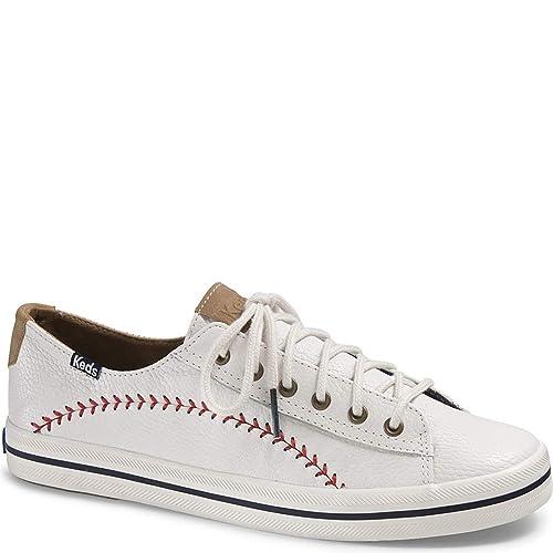 4e5322116e192 Amazon.com  Keds Kickstart Pennant Leather    Shoes