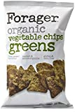 Forager Glueten Free Corn Free Organic Vegetable Chips 5oz (Green)