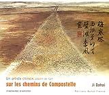 Image de un artiste chinois sur les chemins de compostelle