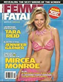 Femme Fatales Mircea Monroe Cover March/April 2005