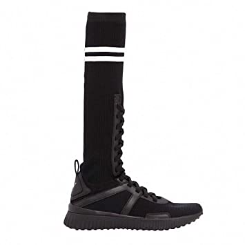 Lucdespo Calzado Deportivo de señora Calcetines Deportivos Calzado elástico Calcetines Zapatos Botas universitarias Martin Boots.