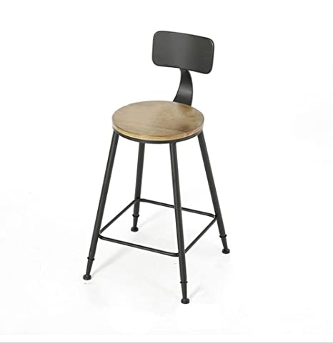Phenomenal Amazon Com Retro Style Bar Stools Kitchen Breakfast Stool Dailytribune Chair Design For Home Dailytribuneorg