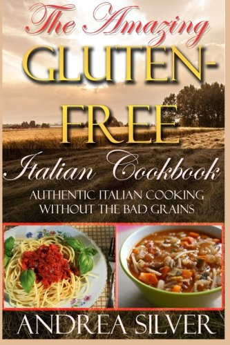Amazing Gluten Free Italian Cookbook product image
