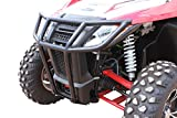 Dragonfire Racing RockSolid Black Front Bumper Arctic Cat Wildcat Trail/Sport