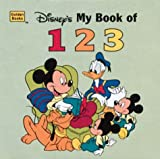 My Book of 1-2-3, Golden Books Publishing Company, 0307125181