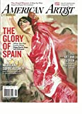 AMERICAN ARTIST, JUNE, 2012 (THE GLORY OF SPAIN * MEXICAN SURREALISM)
