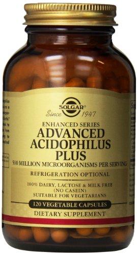 Solgar avancée acidophilus plus