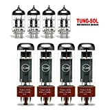 Tung-Sol Tube Upgrade Kit For Marshall JCM 2000 DSL100, TSL100, TSL122 Amps EL34B/12AX7
