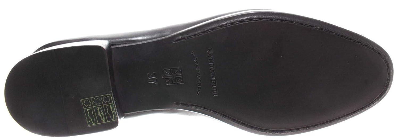 PANTANETTI Damen Damen Damen Schuhe Sandalen 12211E Henna schwarz Leder Schwarz Made In   56922f