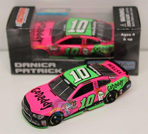 Lionel Racing Danica Patrick 2015 GoDaddy Paint the Track Pink 1:64 Nascar Diecast (Paint Nascar Diecast)