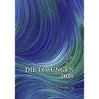 Die Losungen 2020 Deutschland / Die Losungen 2020: Geschenkausgabe. Normalschrift