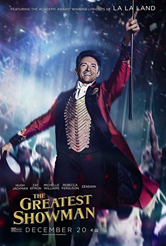 Poster The Greatest Showman Movie 18 x 28 Inches