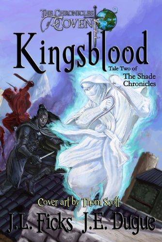 Kingsblood by J. L. Ficks ebook deal
