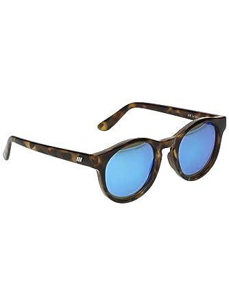 Le Specs Damen Sonnenbrille Hey Macarena Milky Tortoise IceBlue 7dbEG