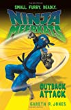 Ninja Meerkats (#8) Outback Attack, Gareth Jones, 125004667X