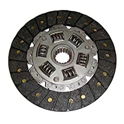 LVU801100 Clutch Disc Made to Fit John Deere Tract