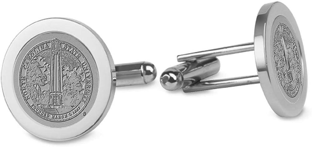 AdSpec Silver Cufflinks