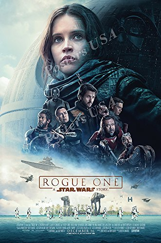 with Star Wars Rogue One Posters design