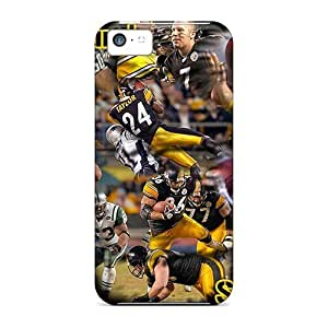 Evanhappy42 Iphone 5c Well-designed Hard Cases Covers Pittsburgh Steelers Protector