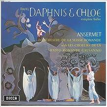 Ravel: Daphnis et Chloe (Complete Ballet) [LP]