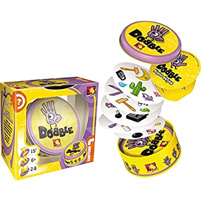 Asmodee Dobble Card Game: Toys & Games