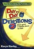 Day by Day Devotions 2, Karyn Henley, 0842374868