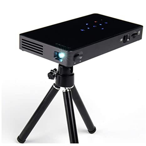 KBKG821 Proyector Inteligente, Mini proyector de Video ...
