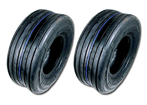 Ribbed Tires - 4