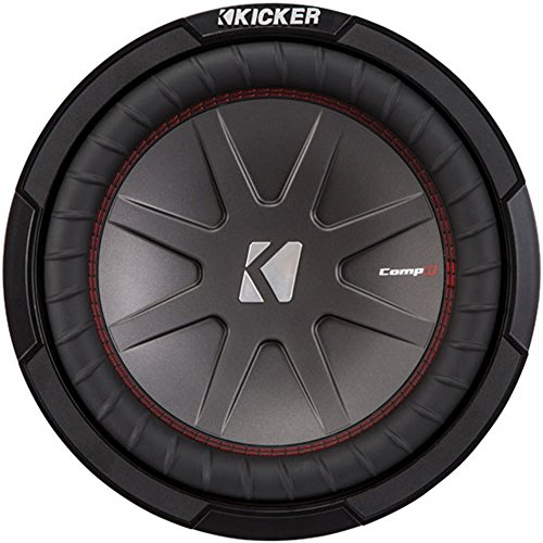 Kicker 43CWR104 CompR 10'' 4-Ohm Subwoofer by Kicker