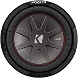 Kicker 43CWR104 CompR 10 4-Ohm Subwoofer