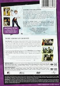 American Graffiti + More American Graffi [DVD]: Amazon.es: Bo ...