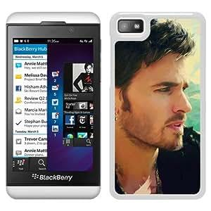 colin o'donoghue WhiteHigh Quality Custom Blackberry Z10 Protective Phone Case
