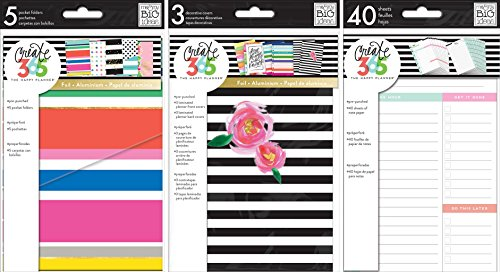 The 16 best 365 planner accessories mini | Meata Product Reviews