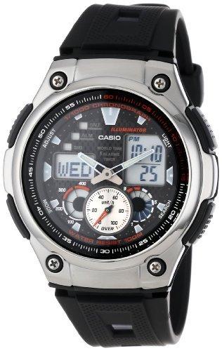 Casio Men's AQ190W-1A Multi-Task Gear Sports Watch by Casio