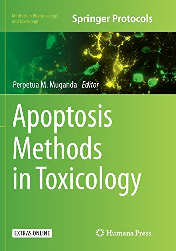 Apoptosis Methods in Toxicology (Methods in Pharmacology and Toxicology)