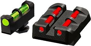 HIVIZ Sight Systems GLT178, Glock Target Sight Set