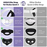 KGDJS Oculus Quest 2 Head Strap, Replacement for