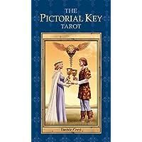 Pictorial Key Tarot: Card Deck and Tarot Bag Set