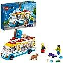 200-Pieces LEGO City Ice-Cream Truck 60253 Cool Building Set